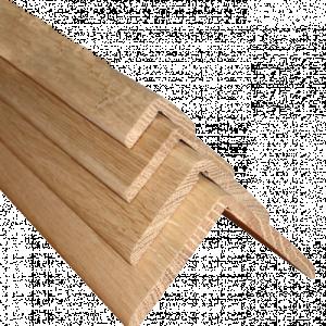 Угол деревянный